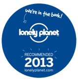 lonely planet recommended